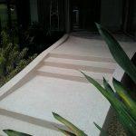 Escada revestida - Cidade de Rodeio
