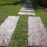 Linha Arvoredo PisoMix Pisos - Dormente Cimenticio com a textura da madeira - Instalação rápida e prática, sem a necessidade de contrapiso.